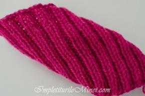 "Modelul de tricotat ""Elastic"""