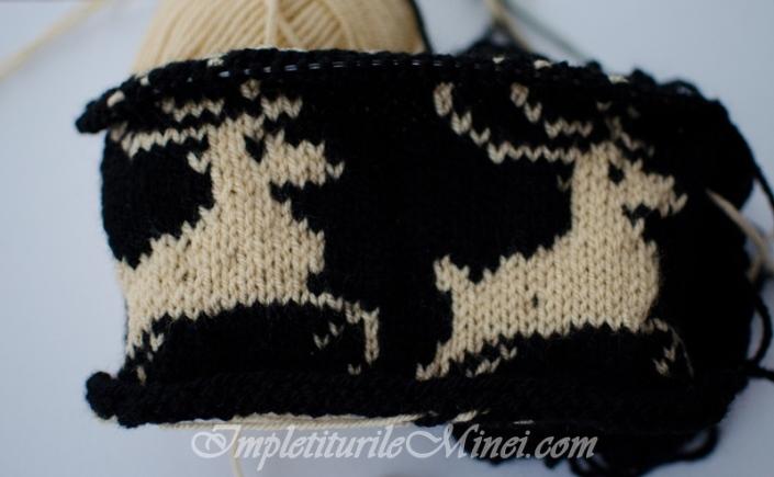 Modelul pentru tricotat