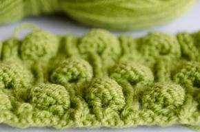"""Modelul de tricotat """"Globuri"""""""