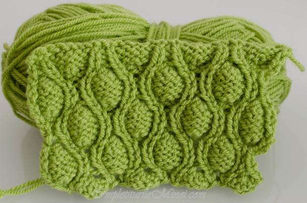 "Modelul de tricotat""Cocon"""