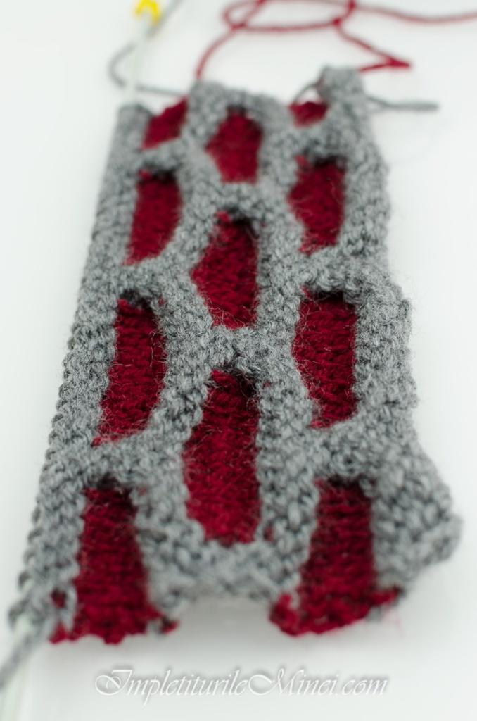Modelul de tricotat