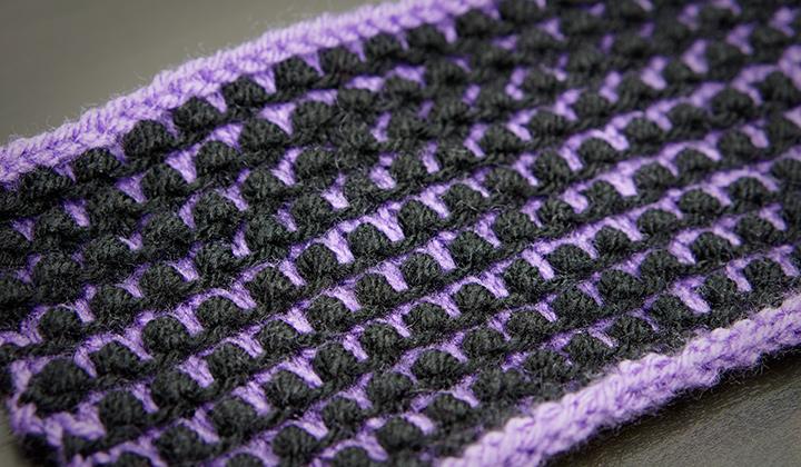 """Modelul de tricotat """"Boboci""""   Împletiturile Minei"""