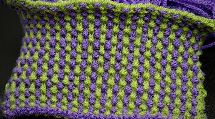 """Modelul de tricotat """"Coloane""""   Împletiturile Minei"""